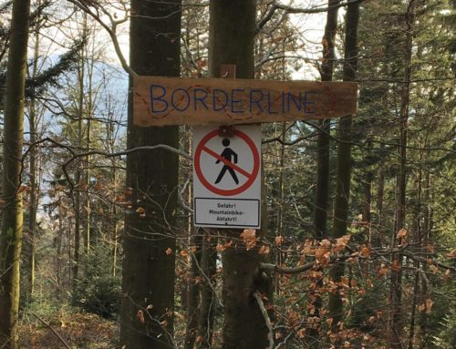 Trail Double Tour Freiburg #Borderline #Canadian