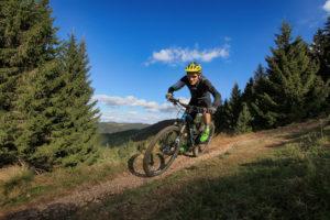 Markus Bauer Mountainbike Strecken
